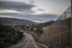 14 km de acero separan Melilla de Marruecos.